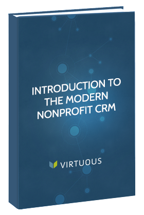 Free eBook: Introduction to the Modern Nonprofit CRM